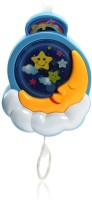 Planet of Toys Musical Mom Dreamland Wind Up Crib Toy(Multicolor)