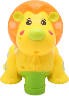 Babytintin Lion with projection flash light with music