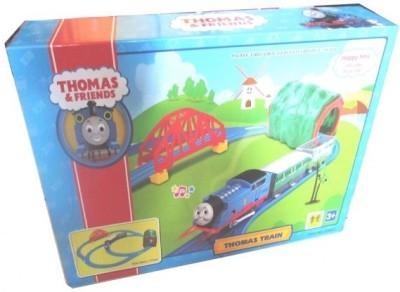 ToysBuggy Thomas & Friends style Train Set with Bridge & Tunnel