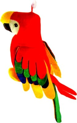 Arthr Musical Parrot With Tail 30 cm