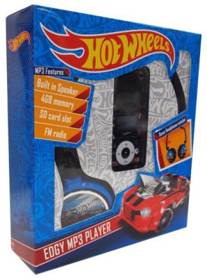 Hot Wheels Edgy Mp3 Player