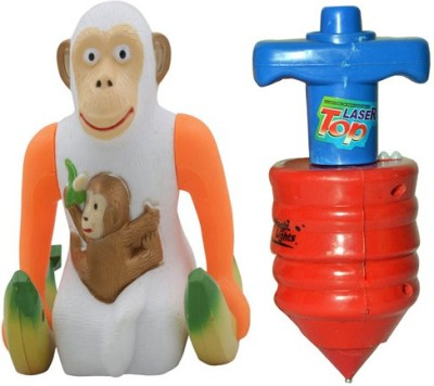 aquaras combo banana monkey and leser top