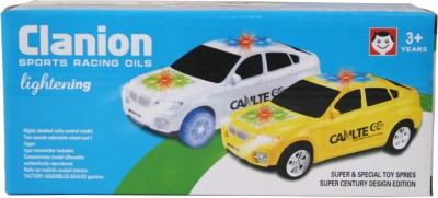 Venus-Planet of Toys Clanion Car(Multicolor)