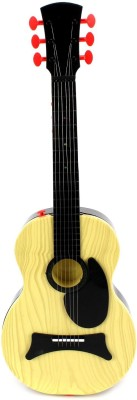 Playking Musical Guitarwith Pre-Loaded Songs