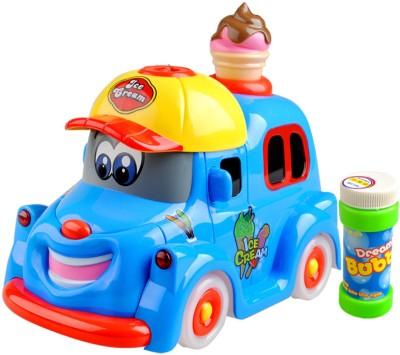 Babeezworld Bubble Ice Cream Car