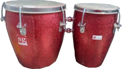 SG Musical Red Fiber Bongo