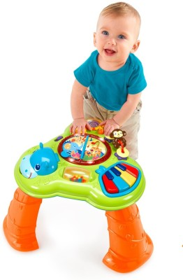 Bright Starts Safari Sound Musical Learning Table