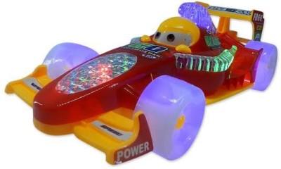 Shop Street F1 Racer Bump N Go