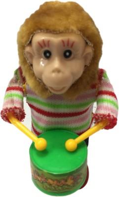 Bento Musical Monkey Drum