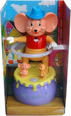 ETPL Musical Mouse With Hula Hoop