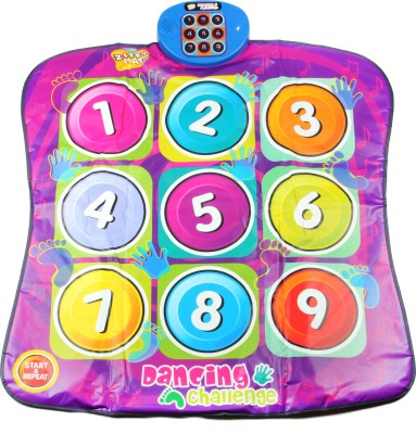 Hamleys Dancing Challenge Playmat