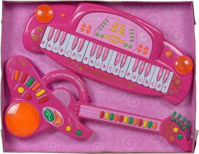 Starmark Battery Operated Musical Set(Pink)