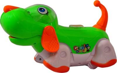 Mera Toy Shop B/O Cartoon Dog