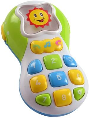 MeeMee Musical Treat Phone(Multicolor)