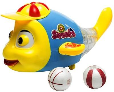 Buds N Blossoms Snorks Play Ball Bang Bang Fish