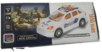 OZ Police Car