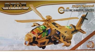 AsRetails Little Leaf Star Victor Combat Helicopter
