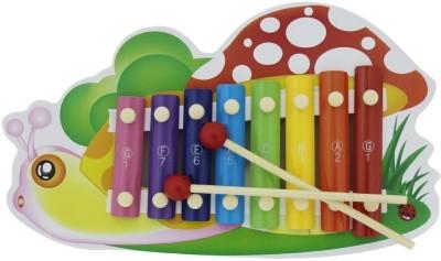 Shopaholic Snail Shape Xylophone