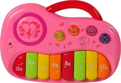 Magic Pitara Play & Learn Piano (Pink)