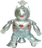 Adraxx Musical Dancing Robot With Led Fa...