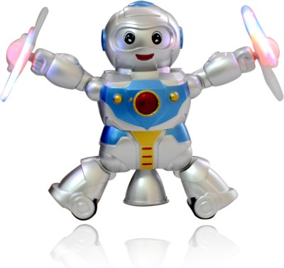 Planet of Toys Dazzle Dancing Robot