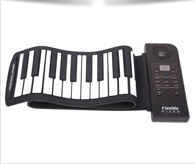 Fotonica Silicon Flexible 61 Keys Electric Roll Up Piano Pa61