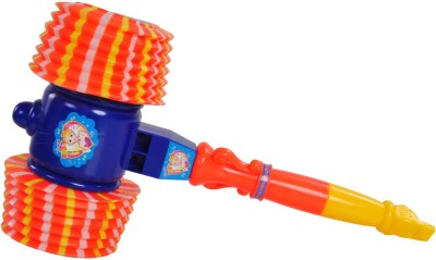 VENUS-PLANET OF TOYS Hammer With Music & Whistle For 6-12 Months