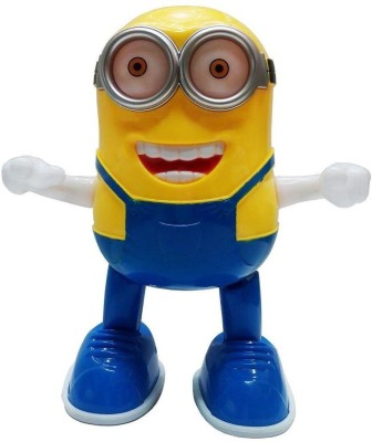 Turban Toys Minion Singing / Dancing Battery Operated Musical Flash Light