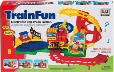Walk Over Totally Toys Train Fun
