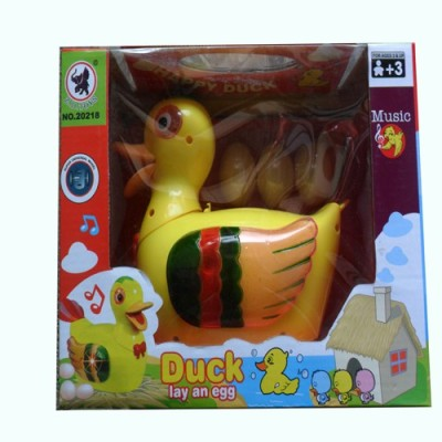 RANATRADERS Musical Egg Laying Duck