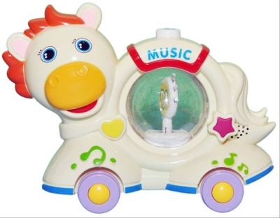 Prro Lovely Pony Baby Musical Toy