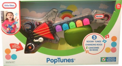 Little Tikes PopTunes-Lil Rocker Guitar