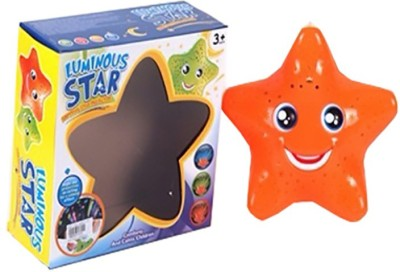 Ayaan Toys Luminous Musical Star