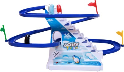 Dream Deals Jolly Penguine Ride(Multicolor)