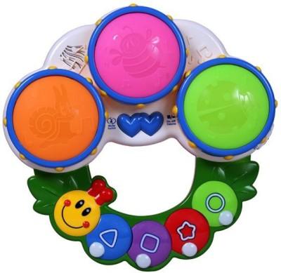 Turban Toys Caterpillars Drum Set