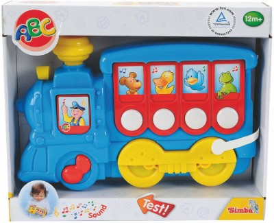Simba Abc Musical Loco With Demo Melodies
