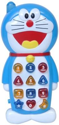 Turban Toys Doremon Muscial Mobile Phone