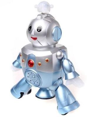 Smiles Creation Dancing Rotating Robot
