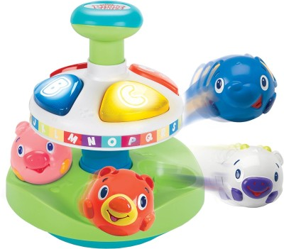 Bright Starts Alphabet Pop Top