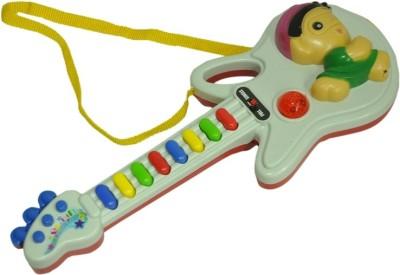 Shop & Shoppee Musical Guitar with Button