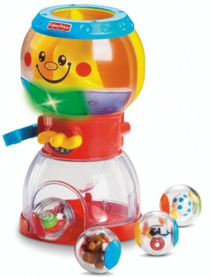 Fisher-Price Roll-a-Rounds Swirlin Surprise Gumballs