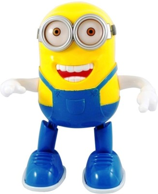 Khareedi Musical Dancing Minion Toys for kids