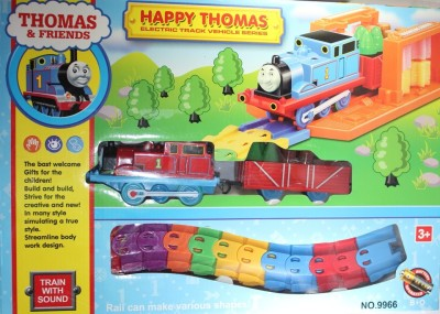 Aryash Highbrow Creation Happy Thomas Electric Track Vehicle Series