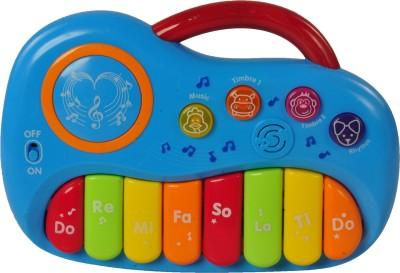Magic Pitara Play & Learn Piano (Blue)