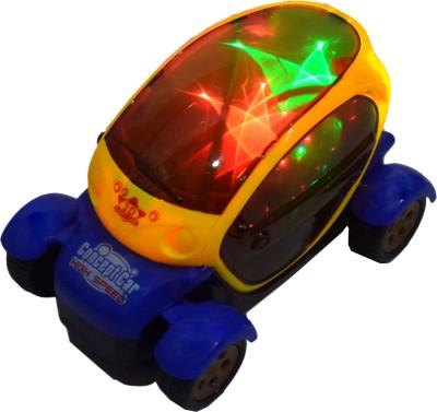 Shop4everything CHHOTA BHEEM 3D DJ dancing car