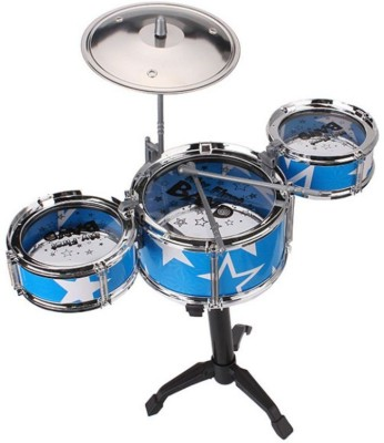 Khareedi Kid's 6 Piece Mini Jazz Drum Set