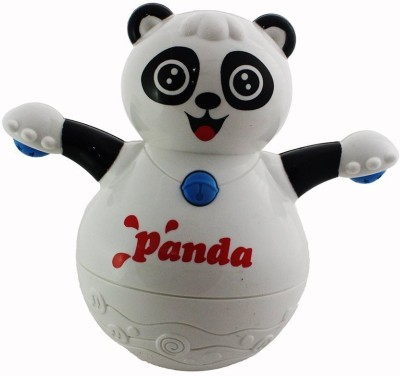Turban Toys Musical Tumbler Panda with Projector Light