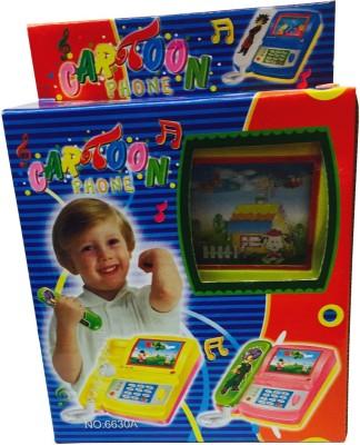 Rahul Toys Cartoon Phone For Kids