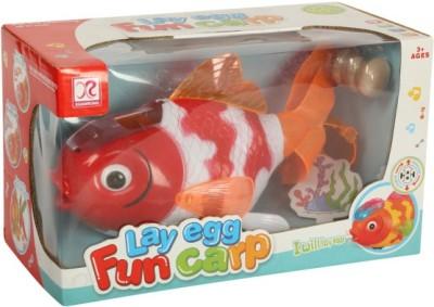 A2B Fun And Interesting Lay Eggs Will Carp Fish