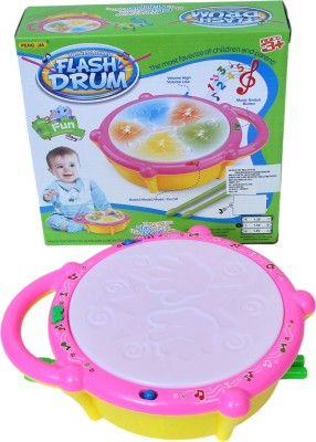Real Deals Musical Flash Drum